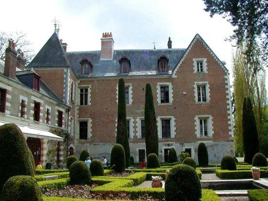 Le Clos Lucé : Clos-Lucé chateau of Leonardo da Vinci