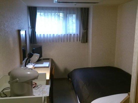 Tateshina Grand Hotel Takinoyu: 訳ありルーム