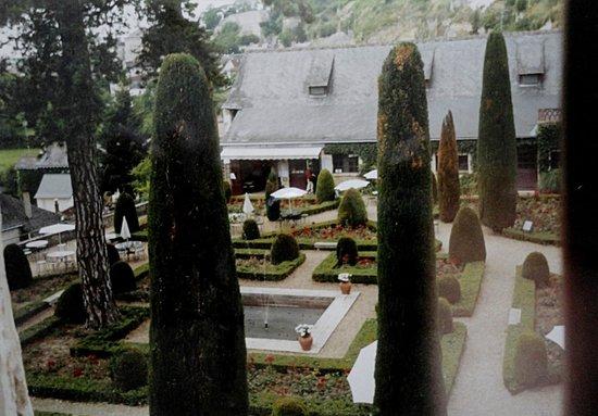 Le Clos Lucé : Clos-Lucé garden