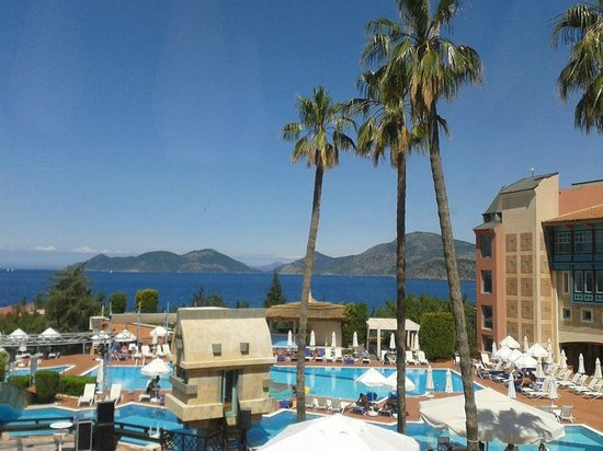 SENTIDO Lykia Resort & Spa: Adults Only Pool Area