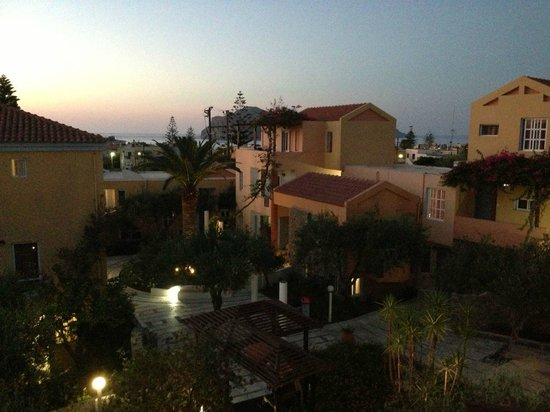 Hotel Stefan Village : Inside the hotel village
