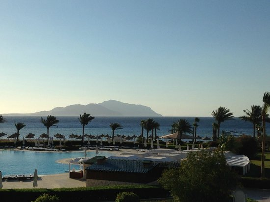 Baron Resort Sharm El Sheikh: From our room