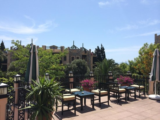 Bodrum Imperial: View