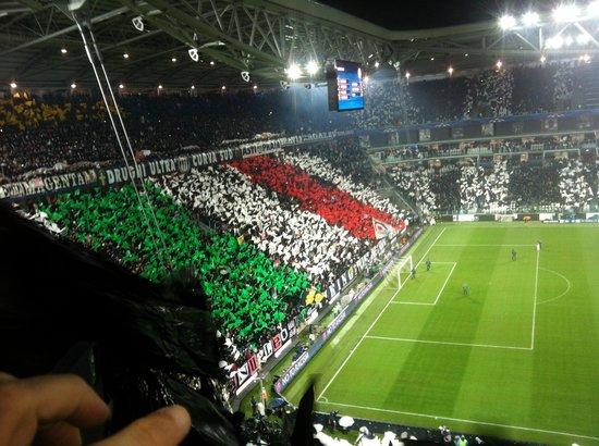Juventus Stadium : Juve - Celtic 2013