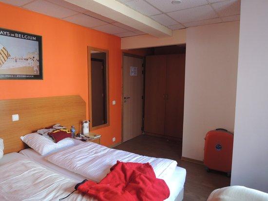 Hotel Albert II: Chambre