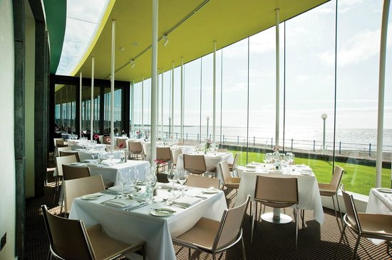 The sun terrace restaurant morecambe restaurant reviews for Terrace 45 restaurant