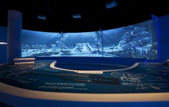 Aquarium Mare Nostrum : La mission Odyssée