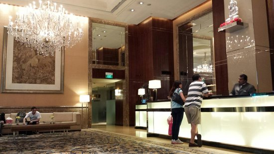 Holiday Inn Singapore Orchard City Centre: Lobby