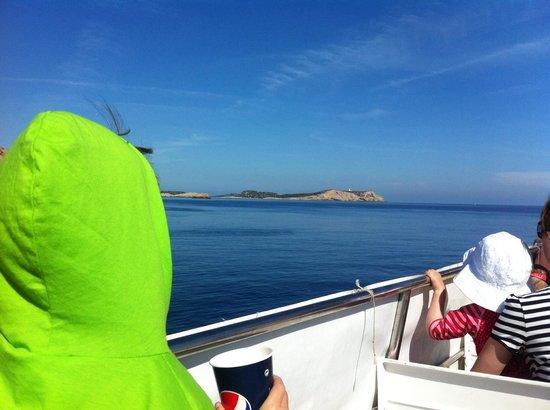 Sirenis Hotel Club Aura : The pirate boat trip
