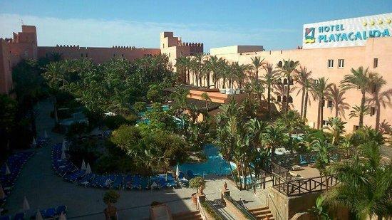 Playacalida Spa Hotel: Piscinas