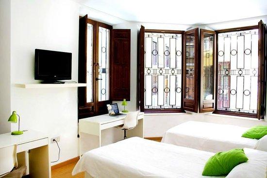 Students Suites: Habitación doble