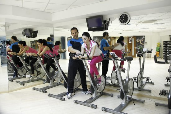Aquamare Beach Hotel & Spa: Gym