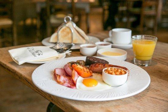 The Wild Boar: Cumbrian Breakfast