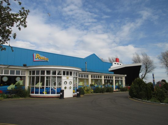 Pontins Pakefield Holiday Park: Good facilities