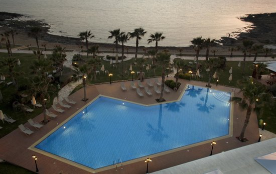 Aquamare Beach Hotel & Spa: Outdoorpool