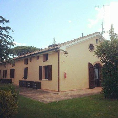 Fattoria San Lorenzo : Домик с апартаментами