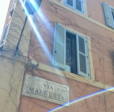 Il Margutta: via Margutta
