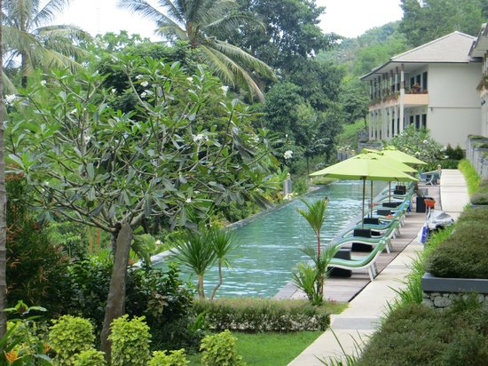 Kebun Villas & Resort: piscine