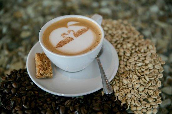 Waterhead Hotel: Waterhead Coffee roasted onsite