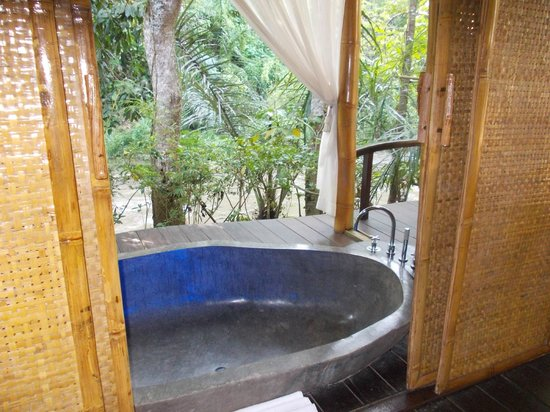 Fivelements Bali Retreat : Jacuzzi