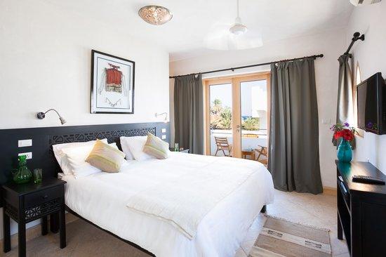 Red C Villas: Master bedroom in our villa