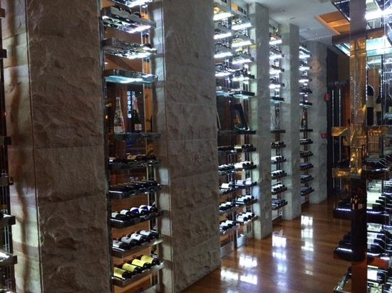 Grand Hyatt Guangzhou : restaurant