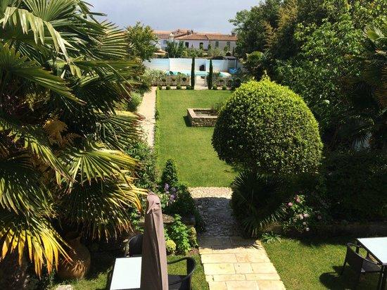 La Villa Clarisse : Vue de la suite n°9