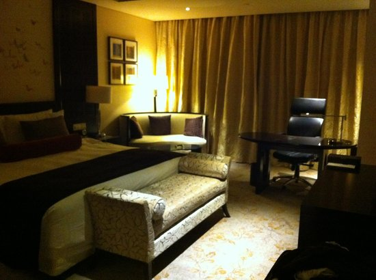 InterContinental Hotel Wuxi : Lovely rooms