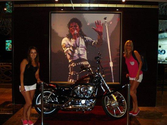 Hard Rock Hotel Panama Megapolis: 2 Cordobesas Hard Rock.