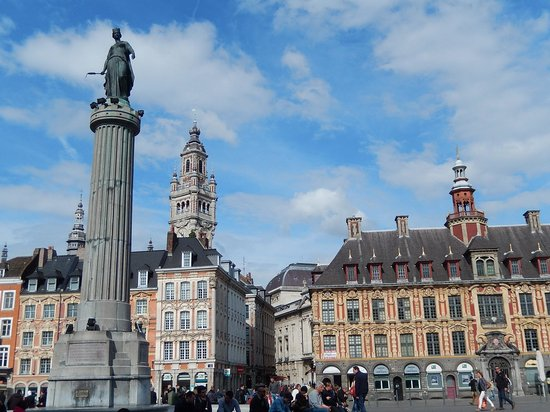 Grande place : grand place - panoramica 1