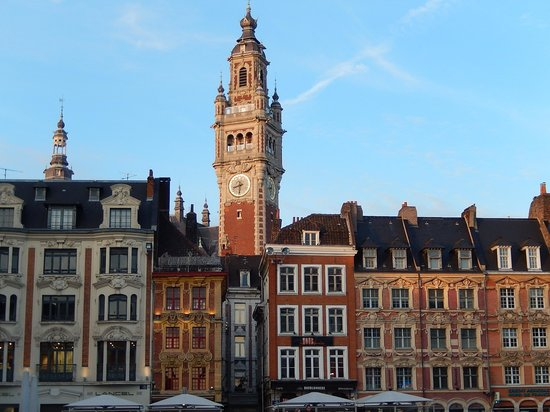 Grande place : grand place - panoramica 2