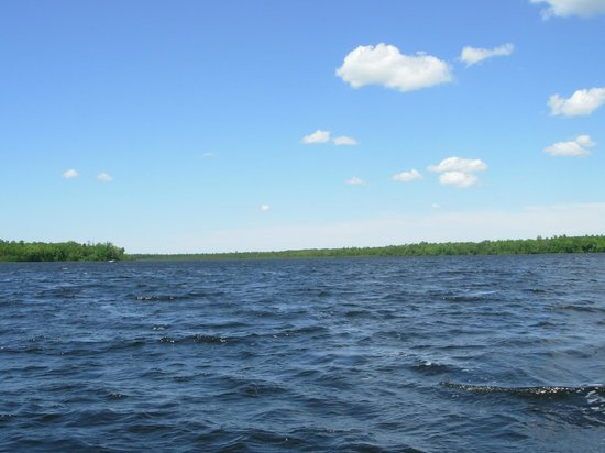 Upper Peninsula: south manistique lake