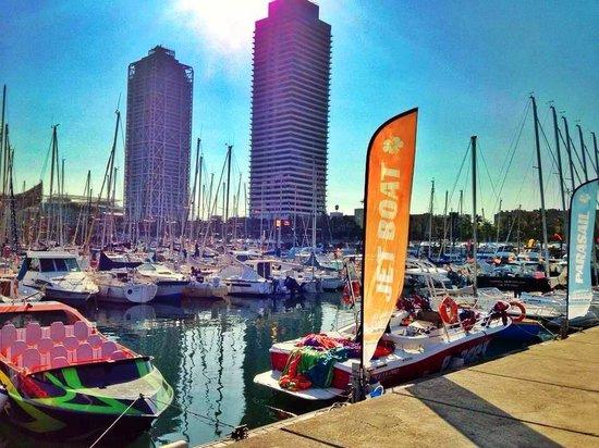 Aventura Nautica Barcelona
