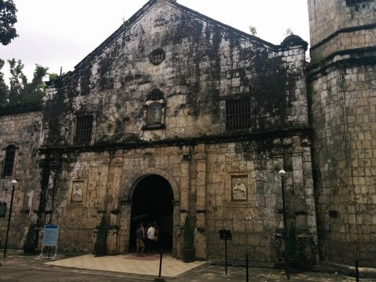 Maasin Cathedral: Masin Cathedral - exterior