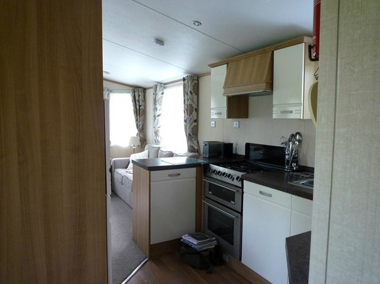 Lowther Holiday Park: Kitchen