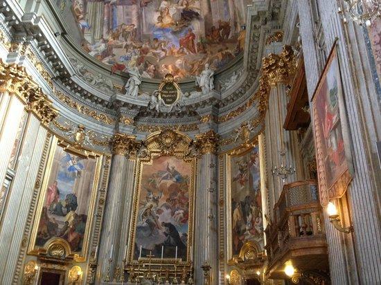Chiesa di Sant'Ignazio di Loyola: Vida de Santo Inácio de Loyola