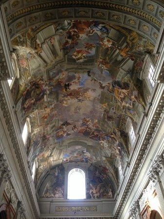 Chiesa di Sant'Ignazio di Loyola: Missão da Companhia de Jesus