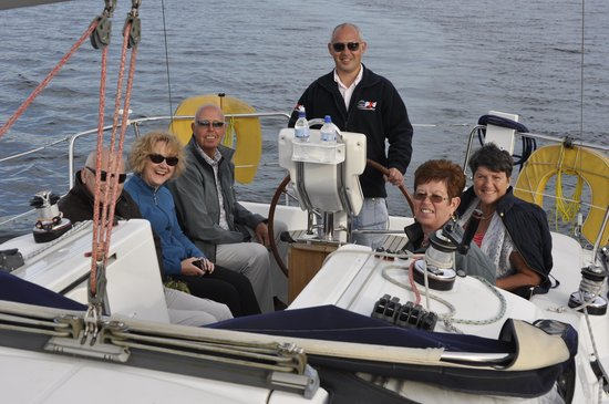 Sail 'n' Dine: The Haytons and Turners