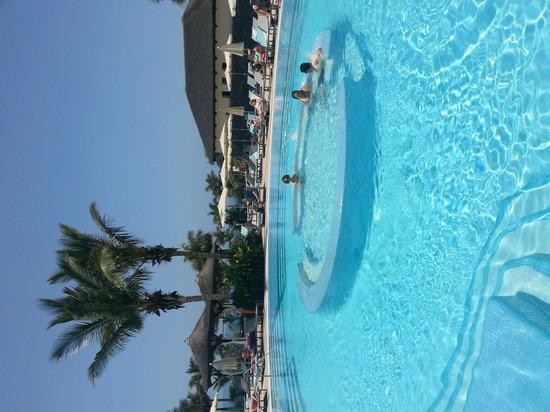 Gran Melia Palacio de Isora Resort & Spa : Piscina