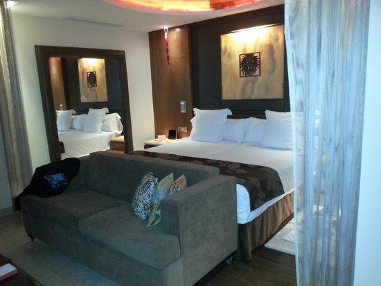 Gran Melia Palacio de Isora Resort & Spa : habitación