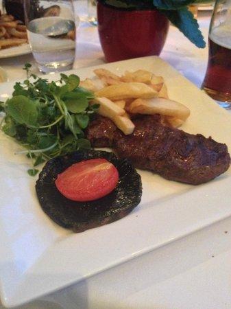 Donnington Valley Hotel, Golf & Spa: Steak