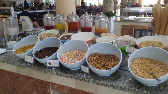 Viva Wyndham Dominicus Beach: la colazione