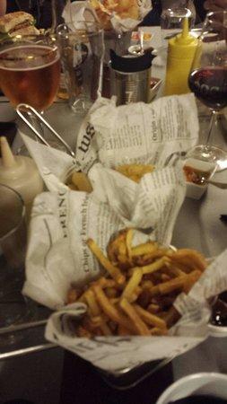 Doc - The Burger House: Patatine....