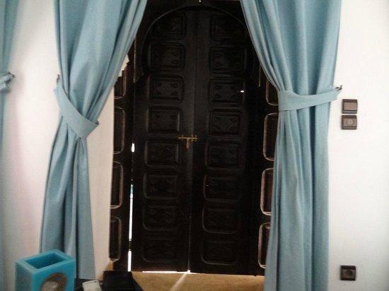 Riad Aliya: Chambre