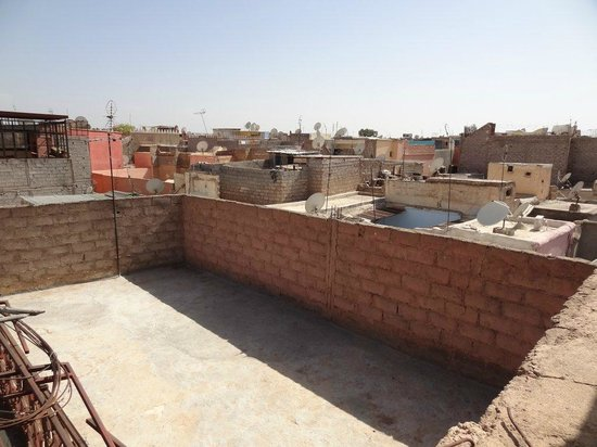 Riad Aliya: Vue du haut