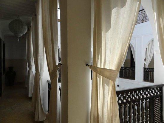 Riad Aliya: premier étage
