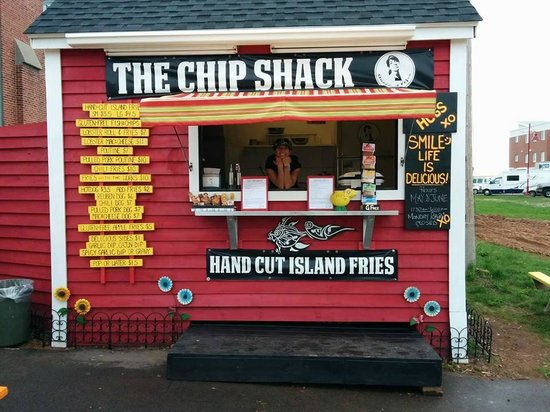 The Chip Shack : New look for the Shack 2014 :D