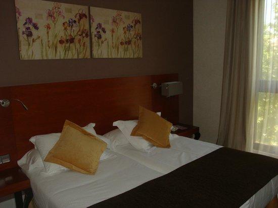 Hotel Puerta de Toledo: Quarto do Hotel
