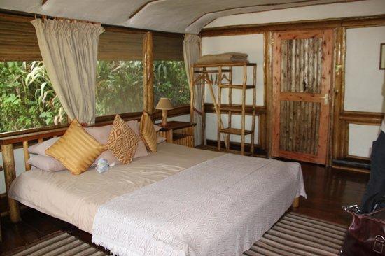 Buhoma Lodge : Bedroom