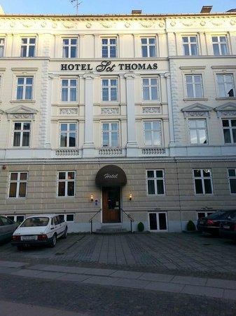 Hotel Sct. Thomas : The OK hotel